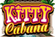 Kitty Cabana Online Slot / Up to 110 000.00 up fro grabs! Kitty Cabana is sure to have players clawing for more! Log in to play the 5x3, fixed 25 line game and win BIG!