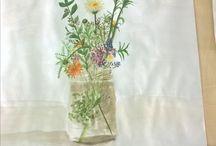 Suluboya, Watercolor