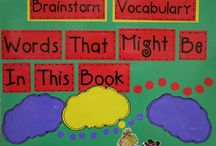 anchor chart/graphic organizer / by Jennifer- Glidden