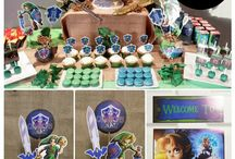 Video Game Birthday Party Ideas