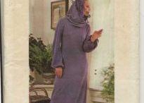 vintage modest clothing patterns / vintage sewing patterns for modest clothing items