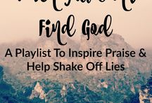 Christian Worship / Christian-based posts that will encourage your daily worship time with God.