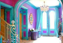 decor colorful