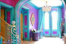 decor colorful
