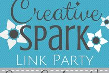 Creative Spark / Inspiration for all things Crafts, DIY and Home Decor.  Weekend Craft | My Paper Craze | Please Excuse My Craftermath