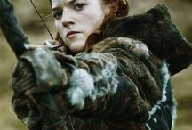 Ygritte / Best woman caracter of Game of thrones