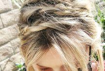 hair! / by Hope Vollm