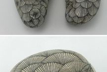 Stone drawing