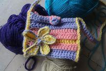 My crocheted stuff