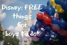 Disney / Planning a Disney vacation