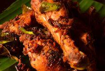 chicken fry & starter