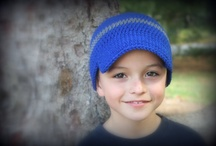 Little Boy Hats / by Hannah Forster