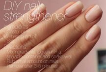 Nail Strengthening / Healthy Nails <3