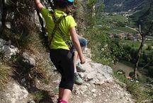 Klettersteig kind