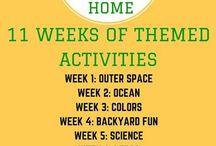 Holly day activity ideas