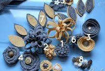Craft- Flowers / by Inky Jane