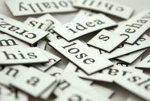 Language learning ideas