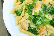 Yummy // Pasta / Tasty pasta nom noms. http://www.kissmycasa.com