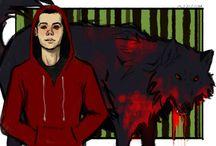 Teen wolf from deviantART / Teen Wolf fan art from deviantArt