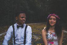 Karen & Rodrigo / Pré Wedding Prévia