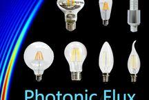 Photonic Flux LED Lights