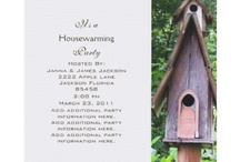 Housewarming Party / by KCavender Designs