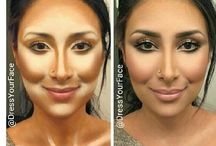 makeup wajah