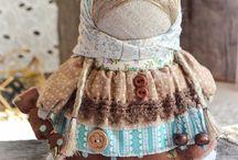 куклы оберег