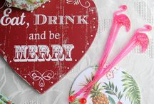 FPP #Cocktails / Eat, drink and be merry! Full of drink recipes that have fruity goodness and merriness galore.