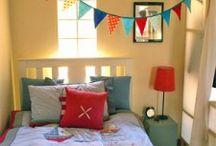Noah's room / Noah's new bedroom