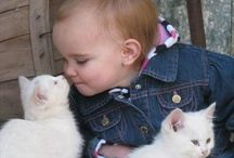 Children & Animal  Love