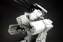 Mechas Lego
