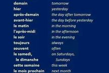 French time adverbs