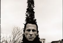 Anton Corbijn - Lance Armstrong / Dutch Photographer