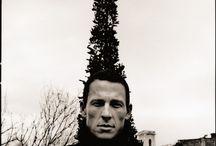 Anton Corbijn - Lance Armstrong / Dutch Photographer