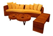 Sofas / Our specialty sofa made only from qualified materials of rattan furniture and skilled craftsmen.