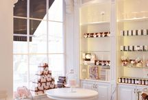French cakeshop ideas