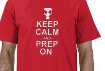Doomsday Prepper T-shirts / Goodtogotees.com Funny t-shirts for doomsday preppers