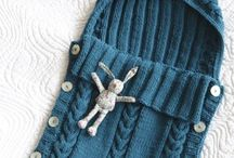 Knitting :: little ones (clothes & accessories) / by one foot in wales
