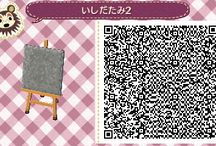 ACNL Patterns, Paths and Pictures