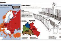 Berlin Wall infographics