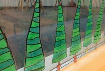 Window coloring & decoration