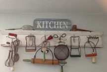 Vintage kitchen / by Debby Grice