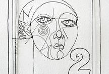 Y8 Wire - Diane Komater