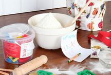 Kids in the Kitchen! / Get little hands messy using Dexam's fab range of baking accessories