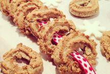 Cookies, småkager og andet mundgodt :)