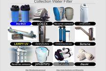 Filtry do wody / Filtry do wody, odwrócona osmoza, dystrybutory do wody, zmiękczacze.