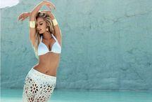 Bikini shoots