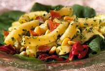 ~ Pasta Salads ~ / All pasta salads that inspires me.