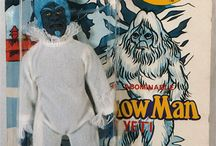 Yetis, Big Foot and the Abominable Snowman